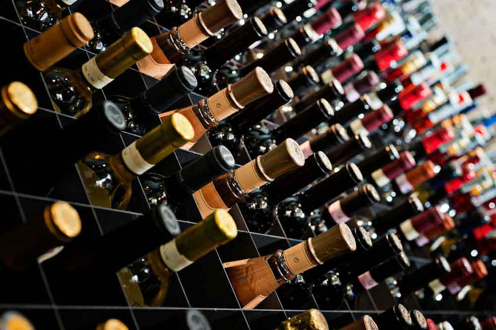 bottega del vino etichette