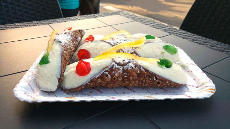 cannoli siciliani jose Palermo