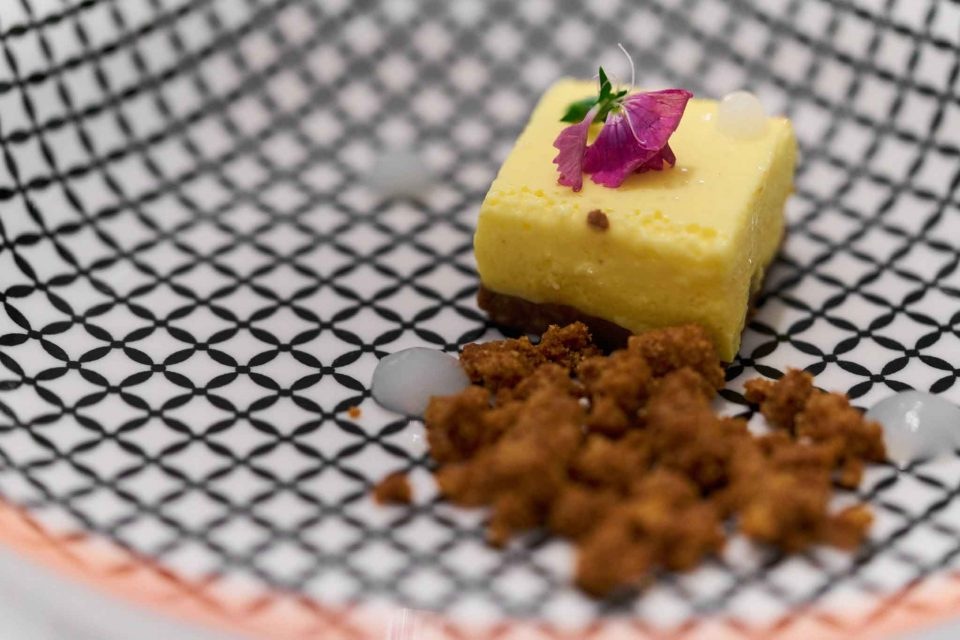 cheesecake al tiramisu