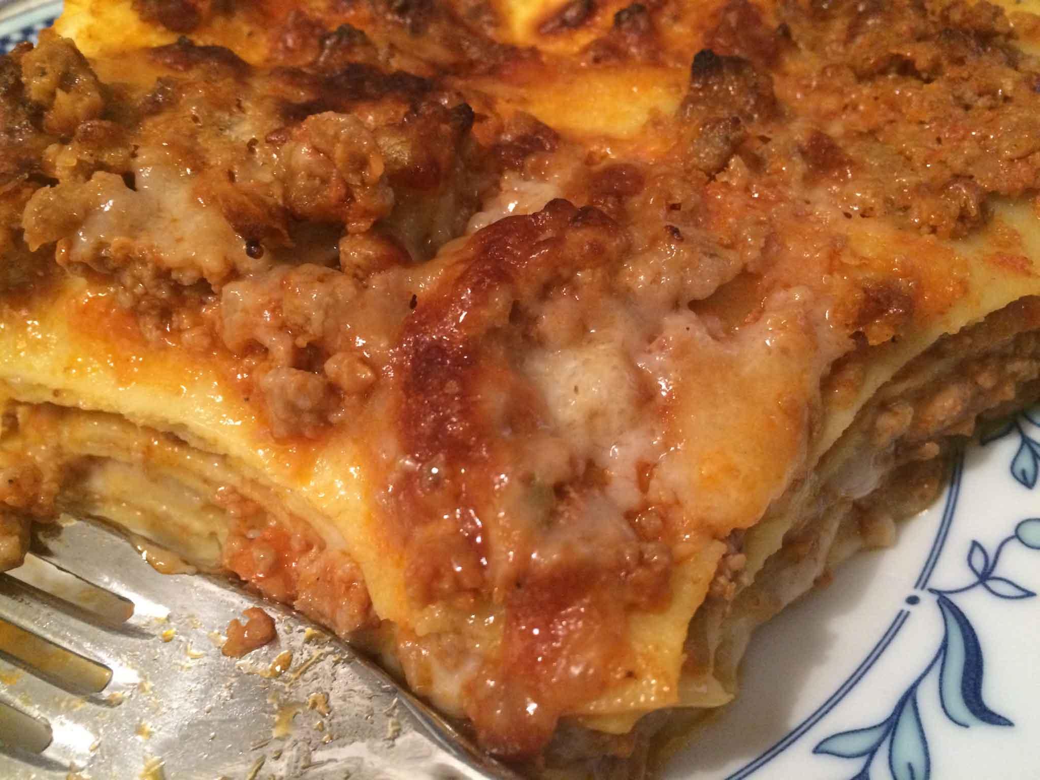 mimigourmet-lasagna