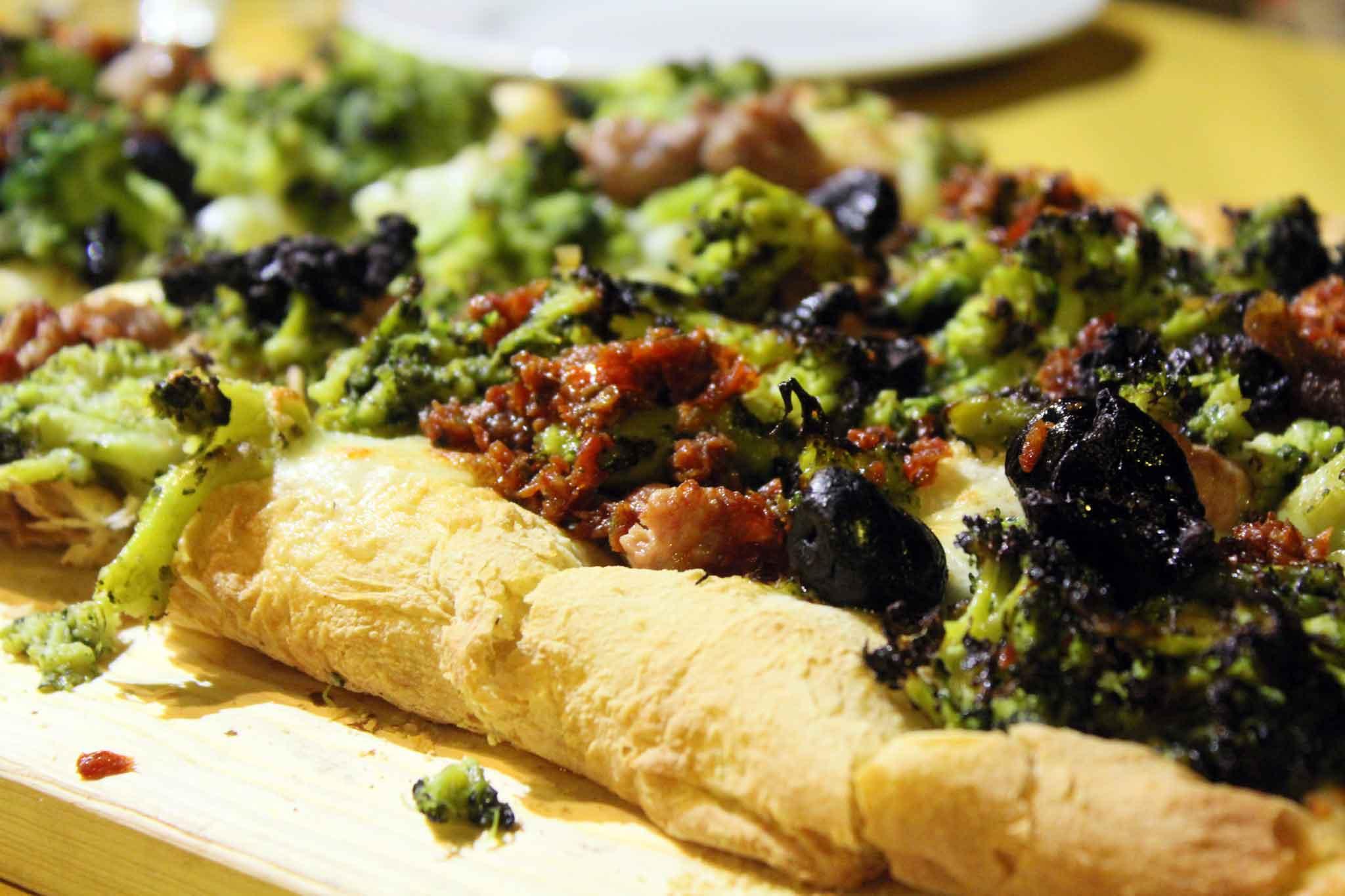 pizzeria Sacre Pietre Sicilia scrocchiarella