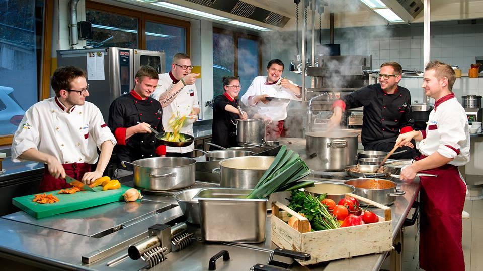 alpenschlossl-linderhoff-cucina