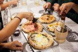 Milano. La pizza della nuova Briscola in Sempione alla prova dei food blogger