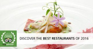 Don Alfonso e Da Vittorio nella classifica dei 25 migliori ristoranti del mondo di TripAdvisor