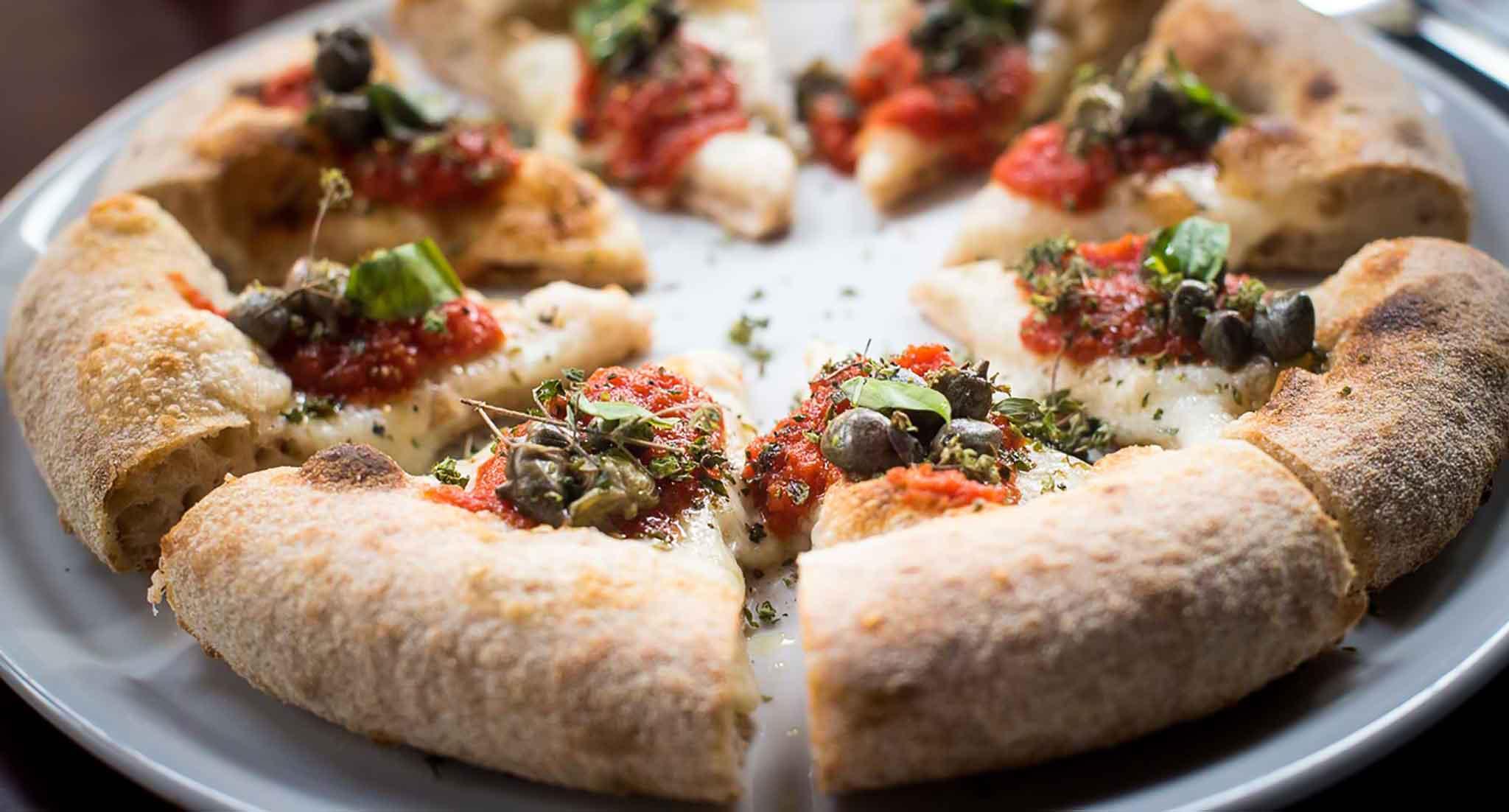 pizza Berberè