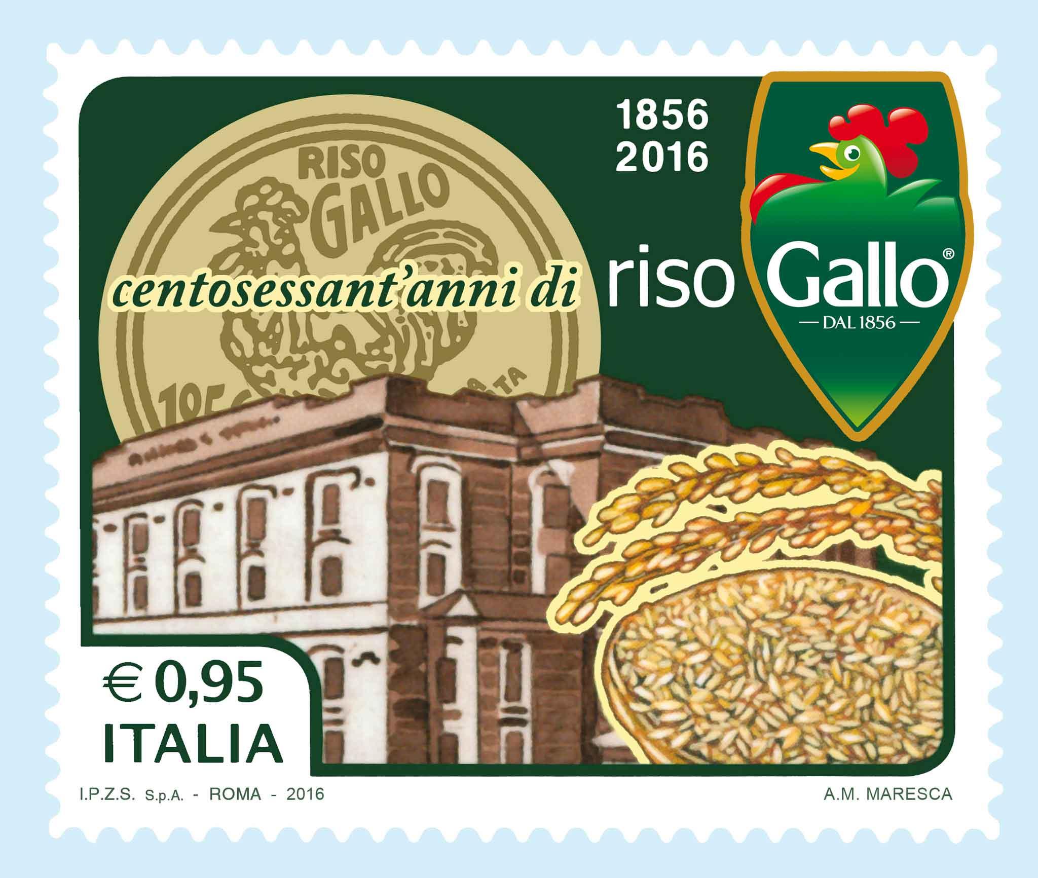 francobollo-160-anni-riso-gallo