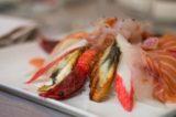 Milano. Quale sushi mangiate quando è dichiarato nippo-brasiliano