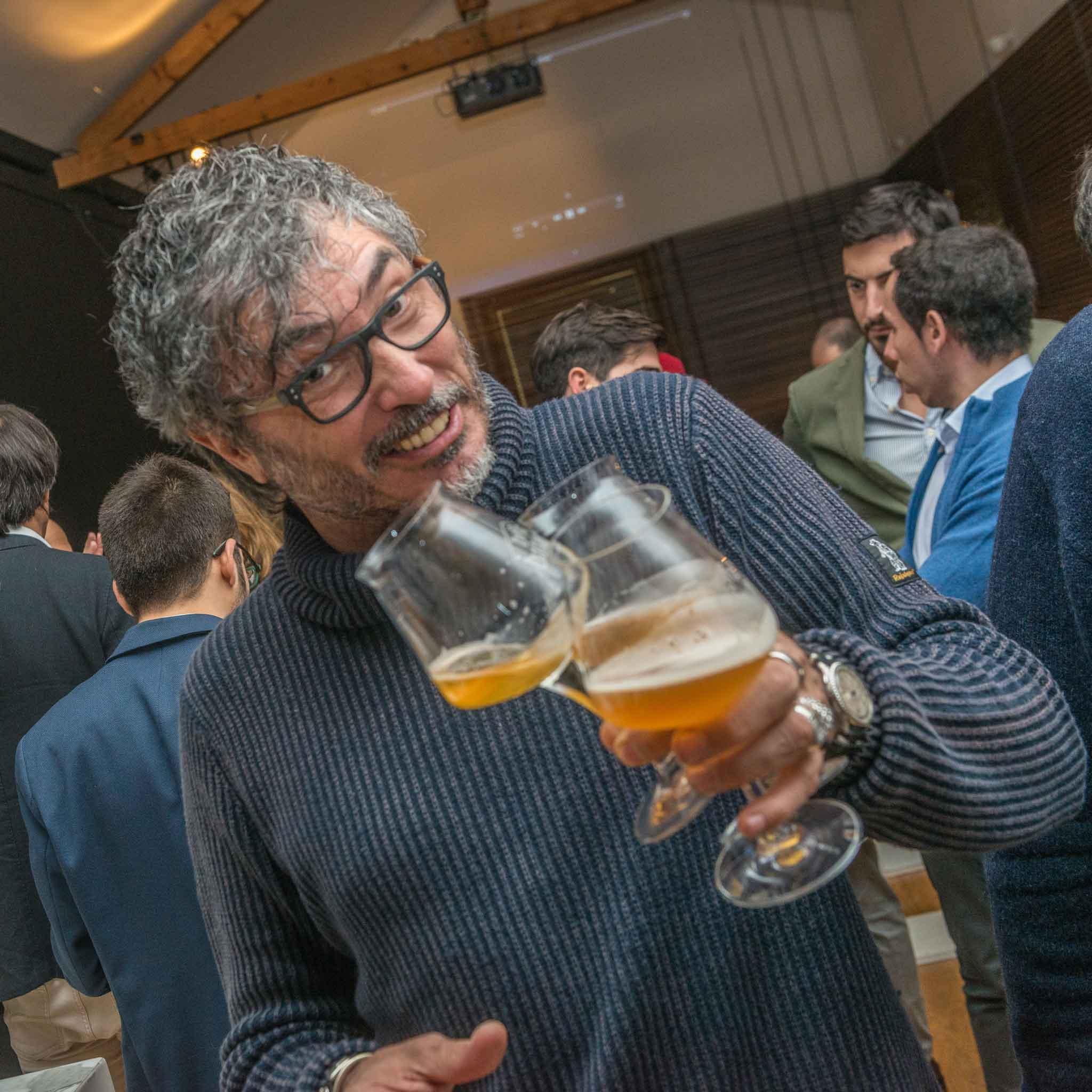 Teo Musso birra