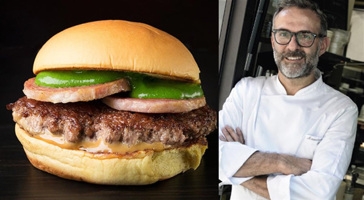 hamburger Bottura