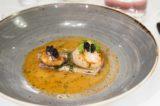 Roma. Il menu di Niko Sinisgalli al ristorante Tazio dell'hotel Exedra