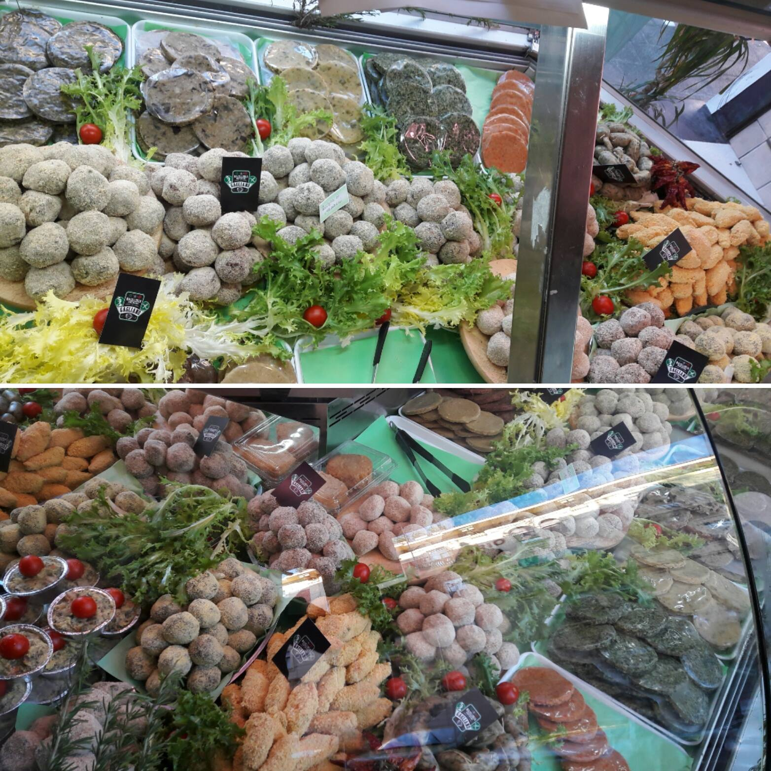 macelleria vegetariana Napoli