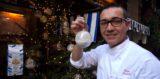 Il video del furto dell'Albero della Pizza di Gino Sorbillo che ne ha preparato uno nuovo