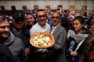 Video. La risposta di Gino Sorbillo a Higuain: la pizza non è argentina