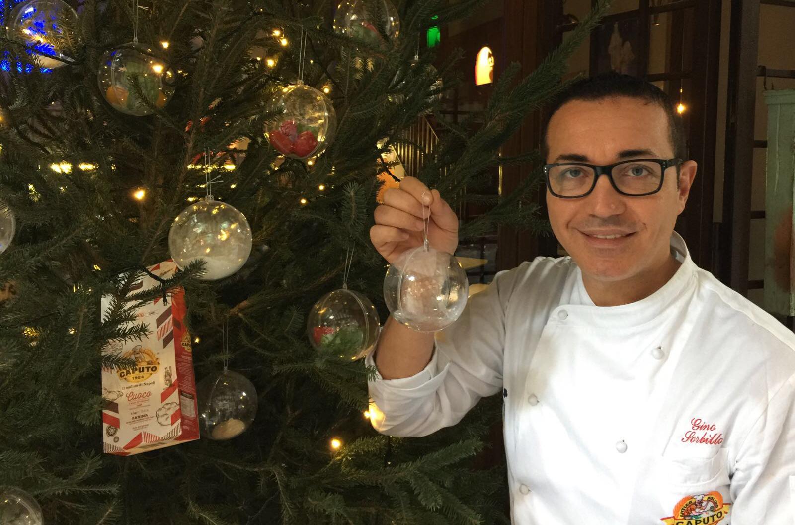 Gino Sorbillo nuovo albero della pizza