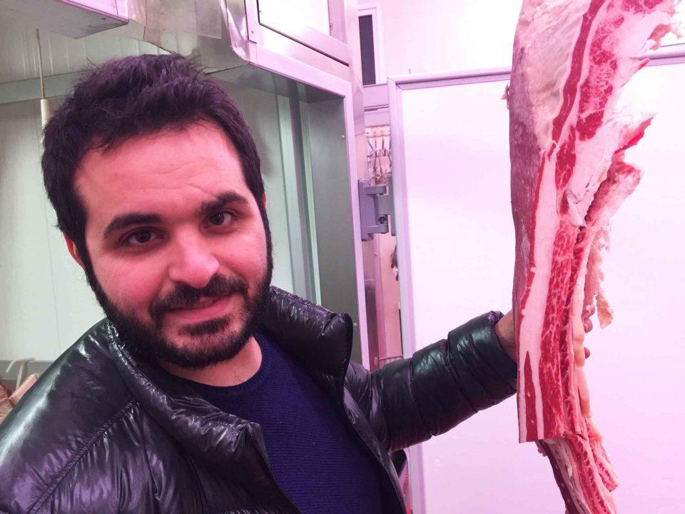 Com 39 la carne e come si mangia nella nuova braceria for 12x12 piani di coperta autoportanti