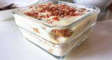 La ricetta del tiramisù salato al gorgonzola e prosciutto per uscire dai soliti schemi