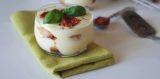 Diversamente tiramisù. La ricetta salata con i pomodorini confit