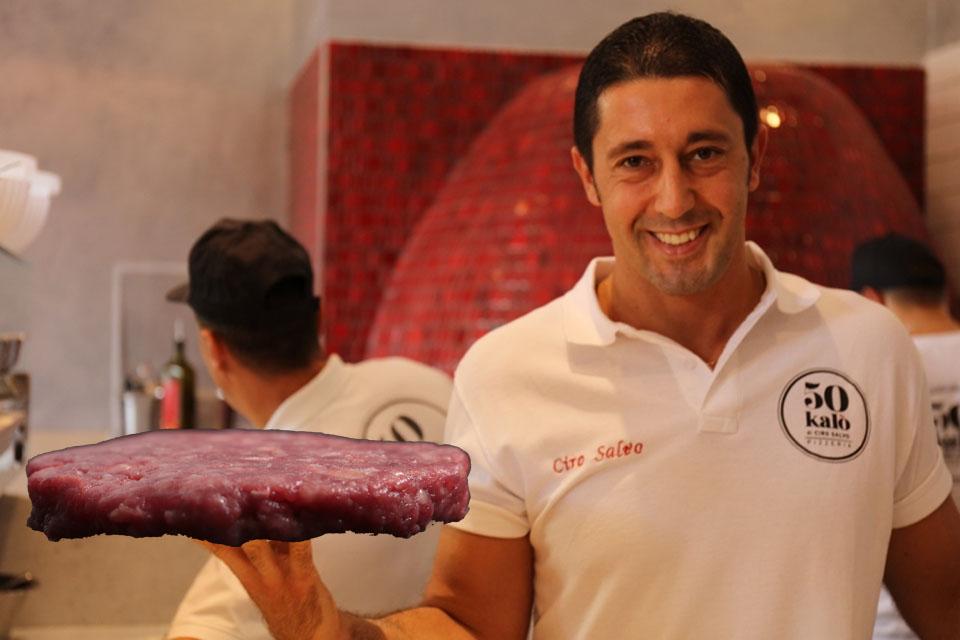 Ciro Salvo hamburger