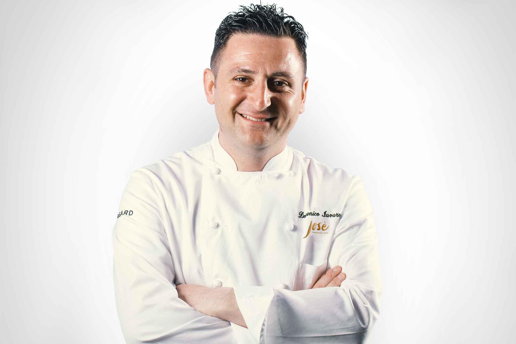 Domenico Iavarone chef Jose