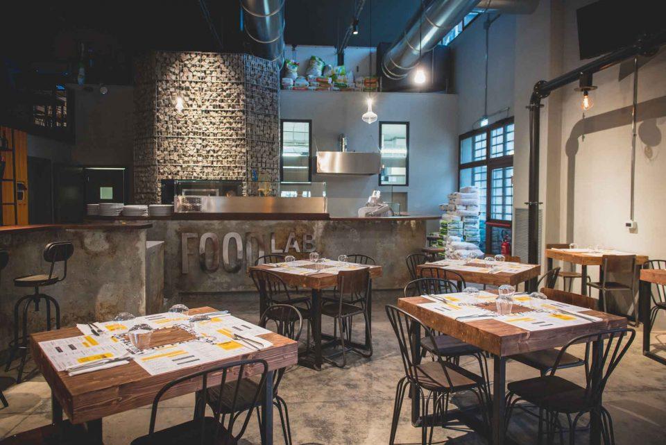 Ducati Scrambler Food Factory 1