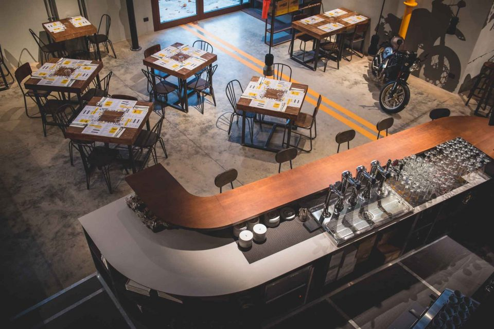 Ducati Scrambler Food Factory 2