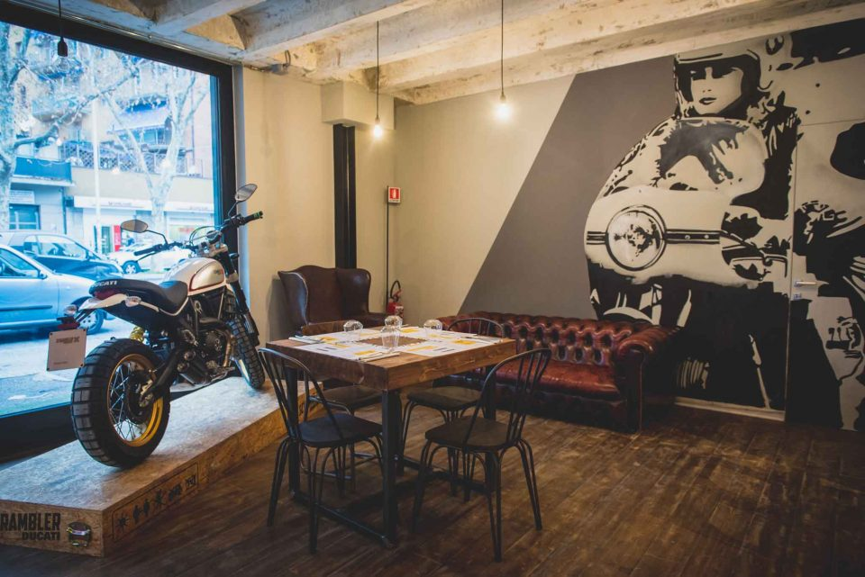 Ducati Scrambler Food Factory 5