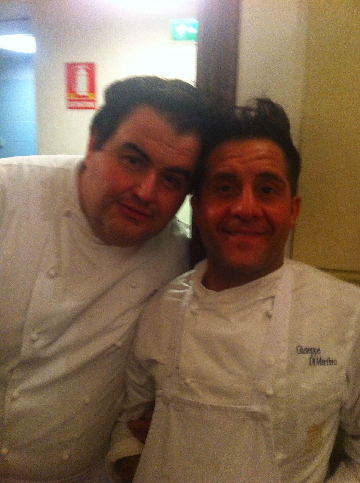 Gennaro Esposito e Giuseppe De Martino