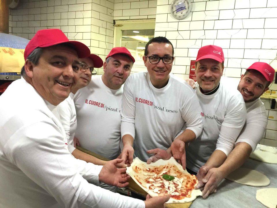 Gino Sorbillo #pizzaunesco
