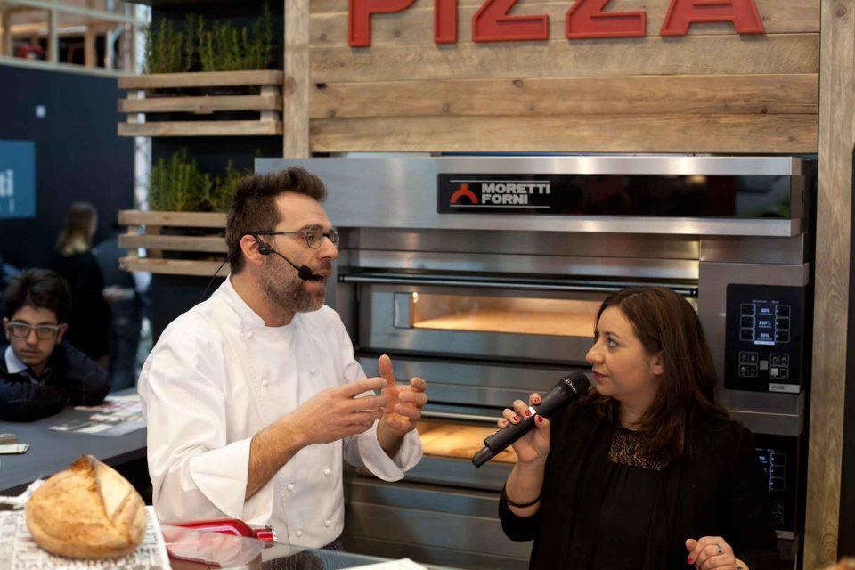 Renato Bosco e la cottura del pane con lievito madre