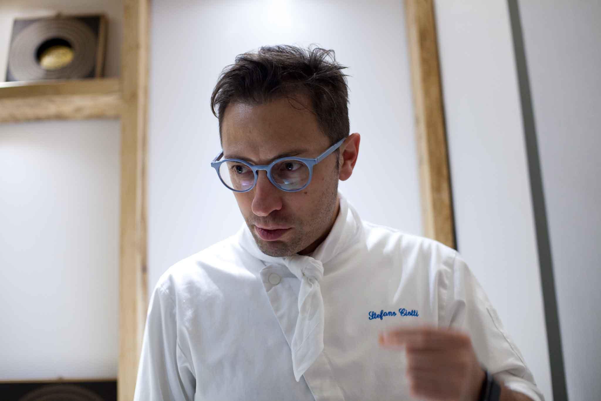 Stefano Ciotti chef