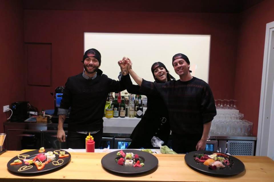 Sushi Art Milano contest Chiara Ferragni partecipanti