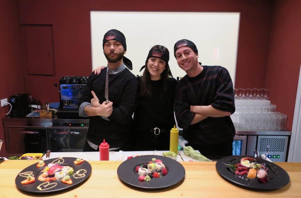 Sushi Art Milano contest Chiara Ferragni