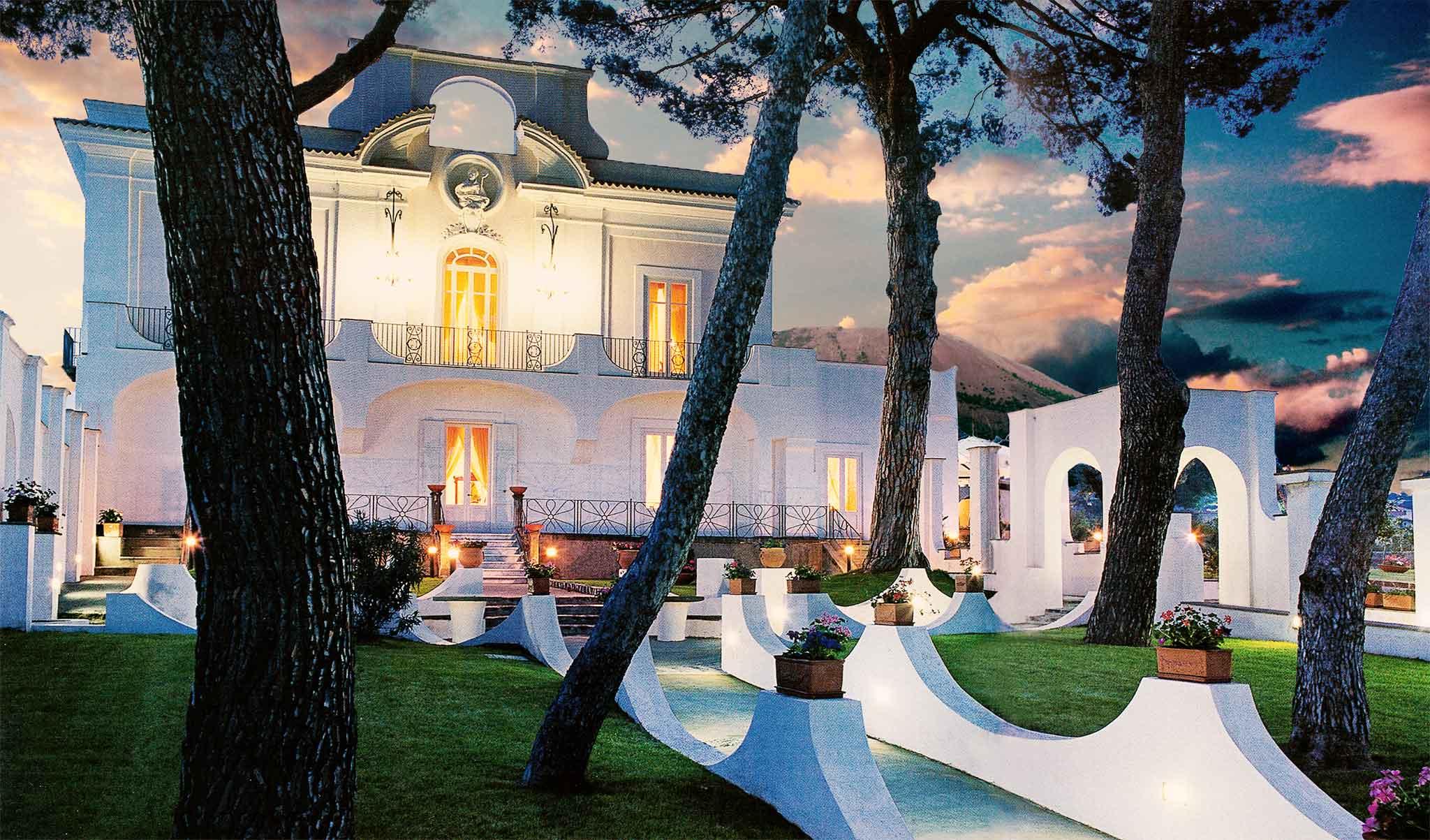 Villa D Oro Menu