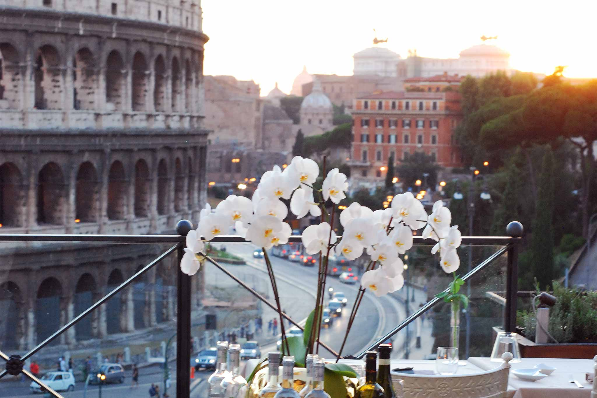 Beautiful Terrazza Panoramica Roma Gallery - Amazing Design Ideas ...