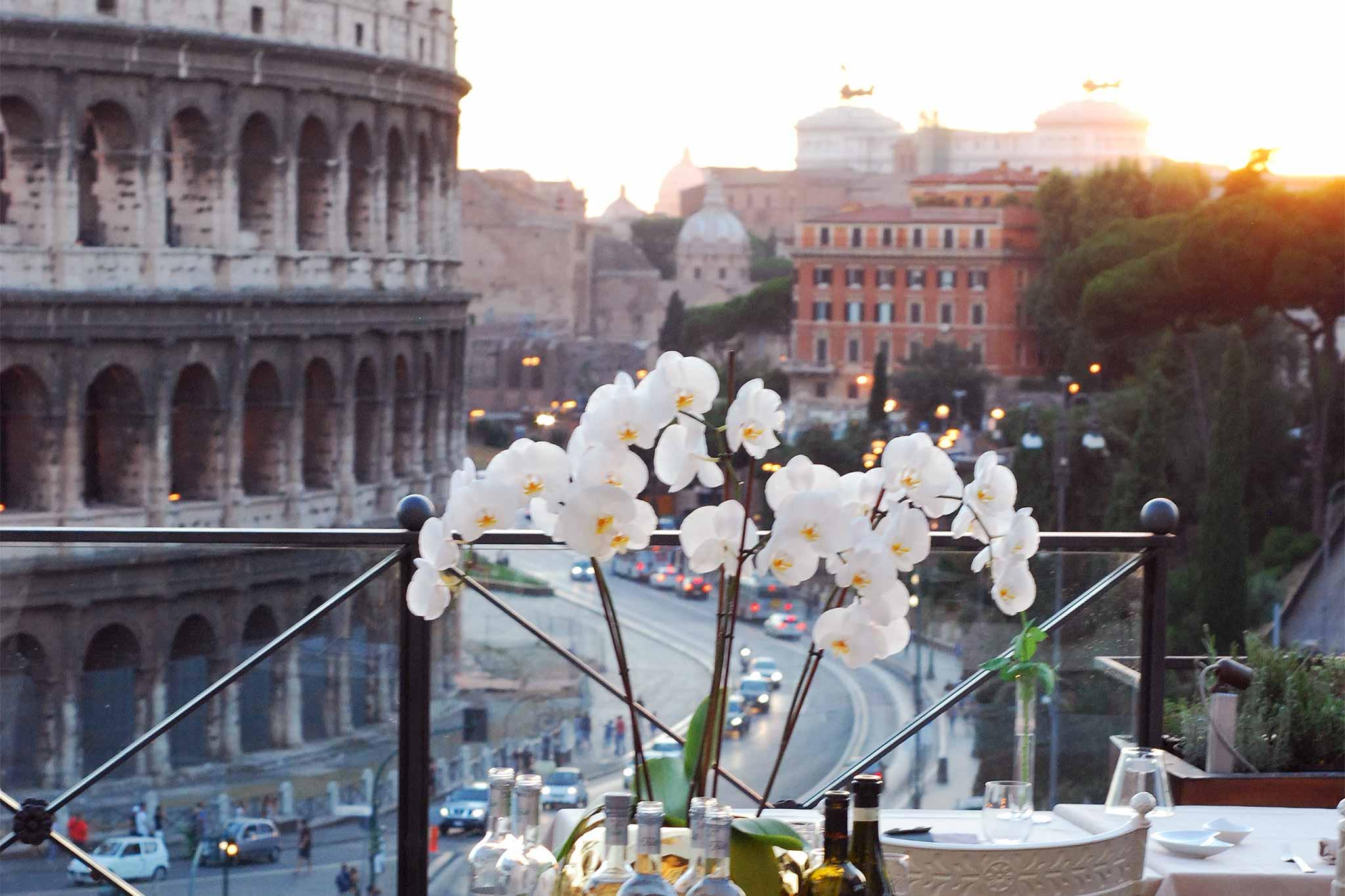 Emejing Ristorante Con Terrazza Roma Gallery - Amazing Design Ideas ...