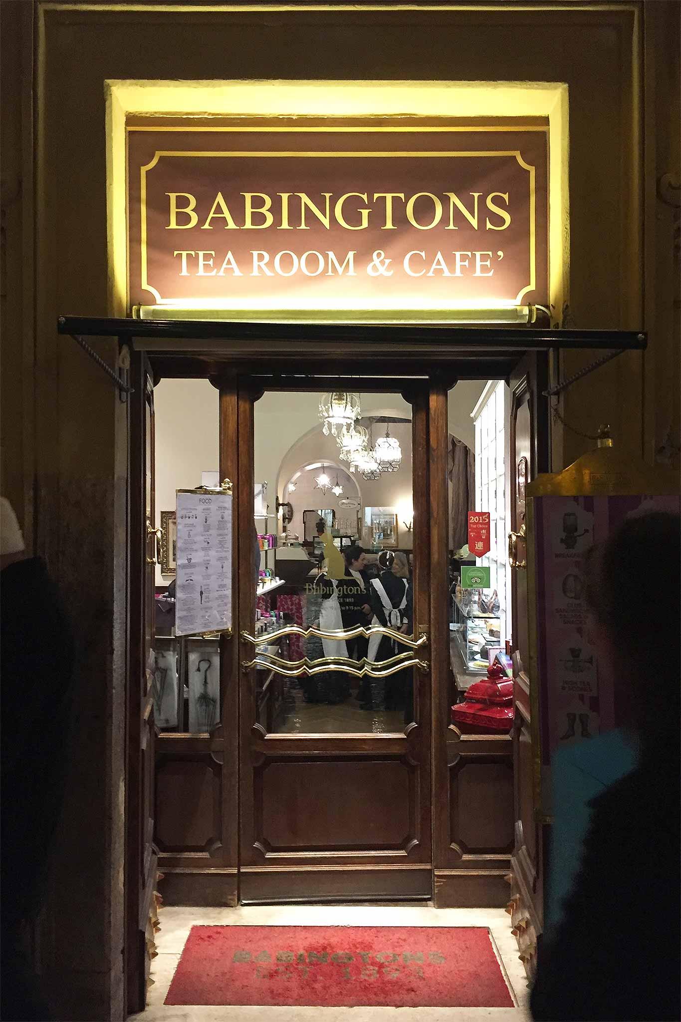 babingtons-entrata