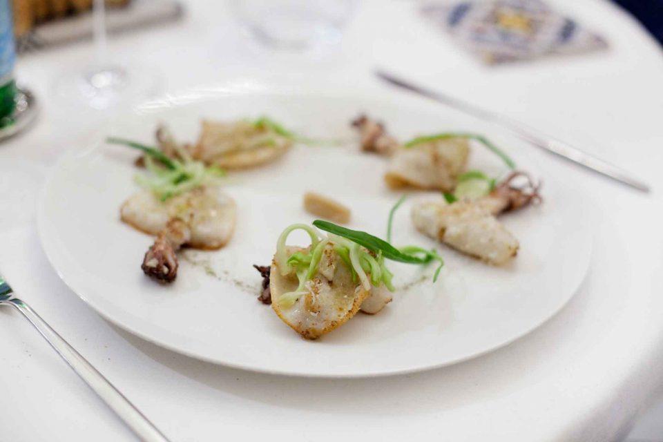calamaretti ristorante Nostrano