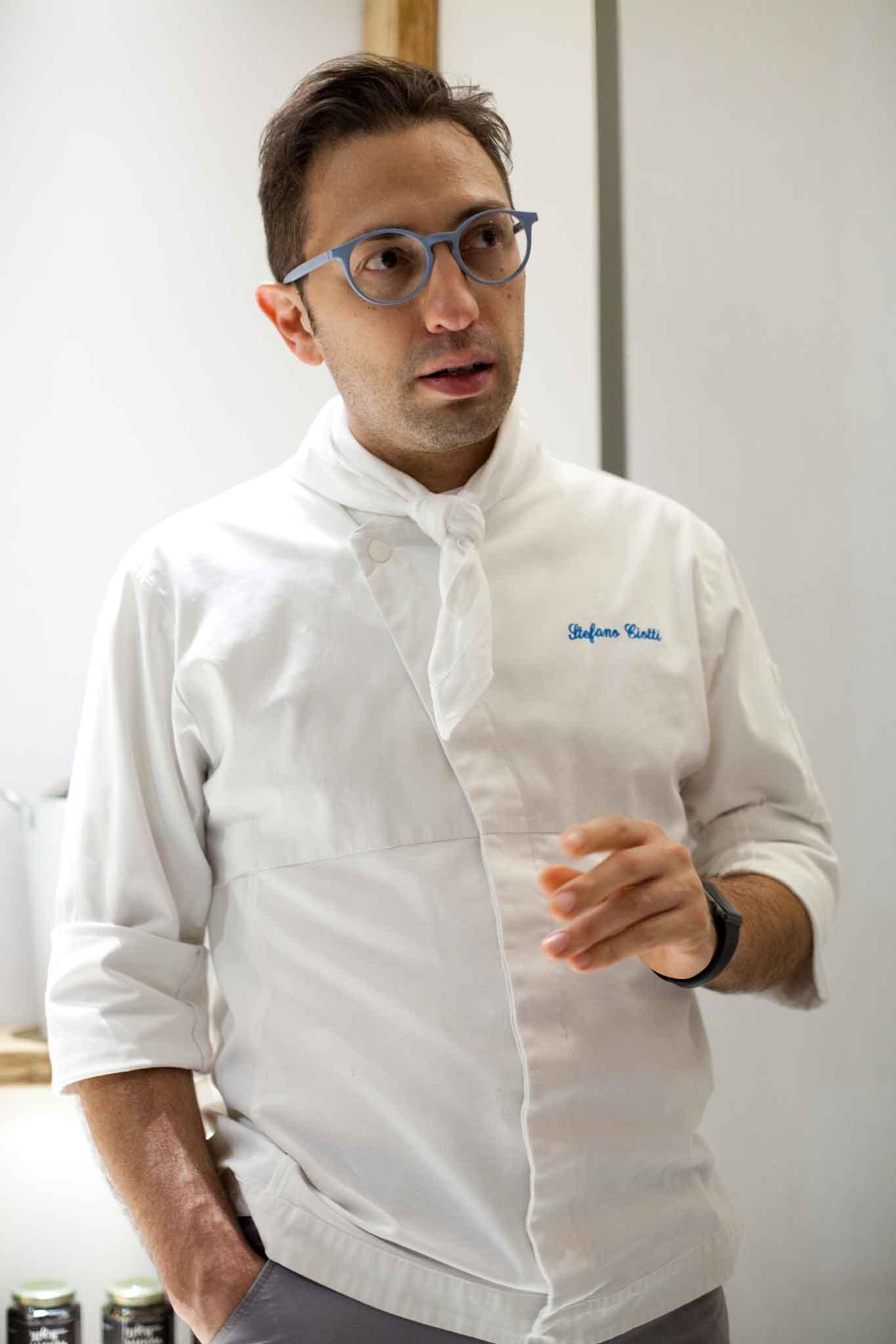 chef Stefano Ciotti
