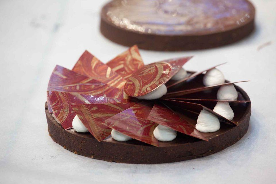 crostata cioccolato Fusto