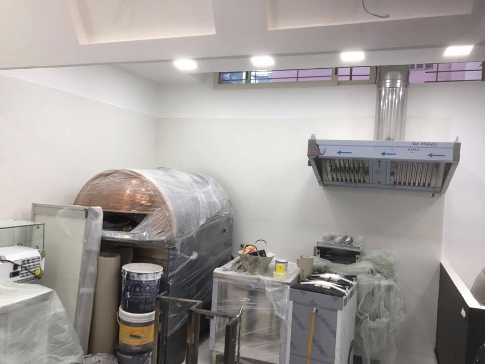 forno elettrico pizza napoletana lavori Libro