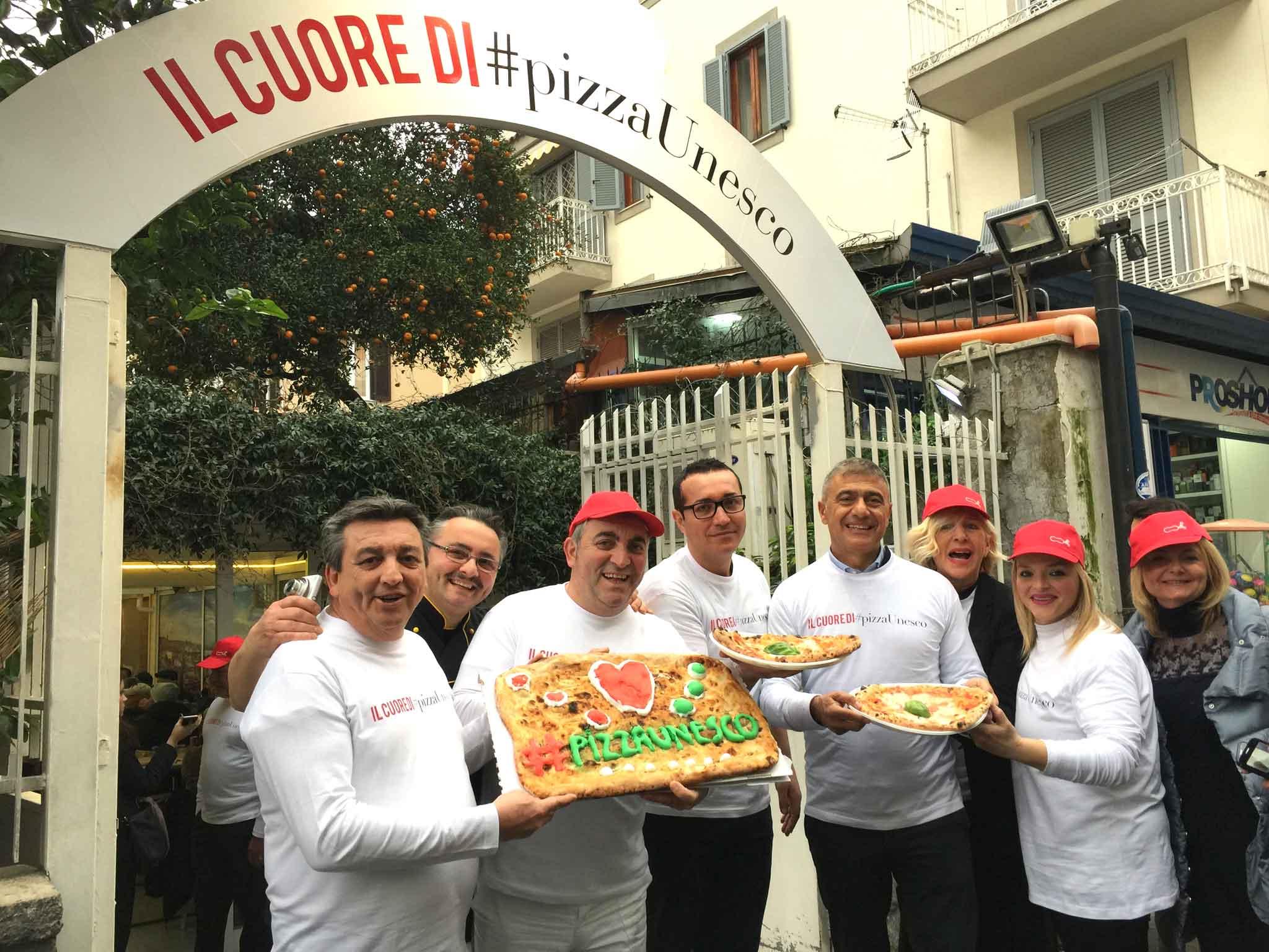 il cuore di #pizzaunesco