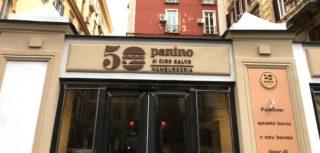 Napoli. Ciro Salvo apre la sua hamburgeria a viale Antonio Gramsci