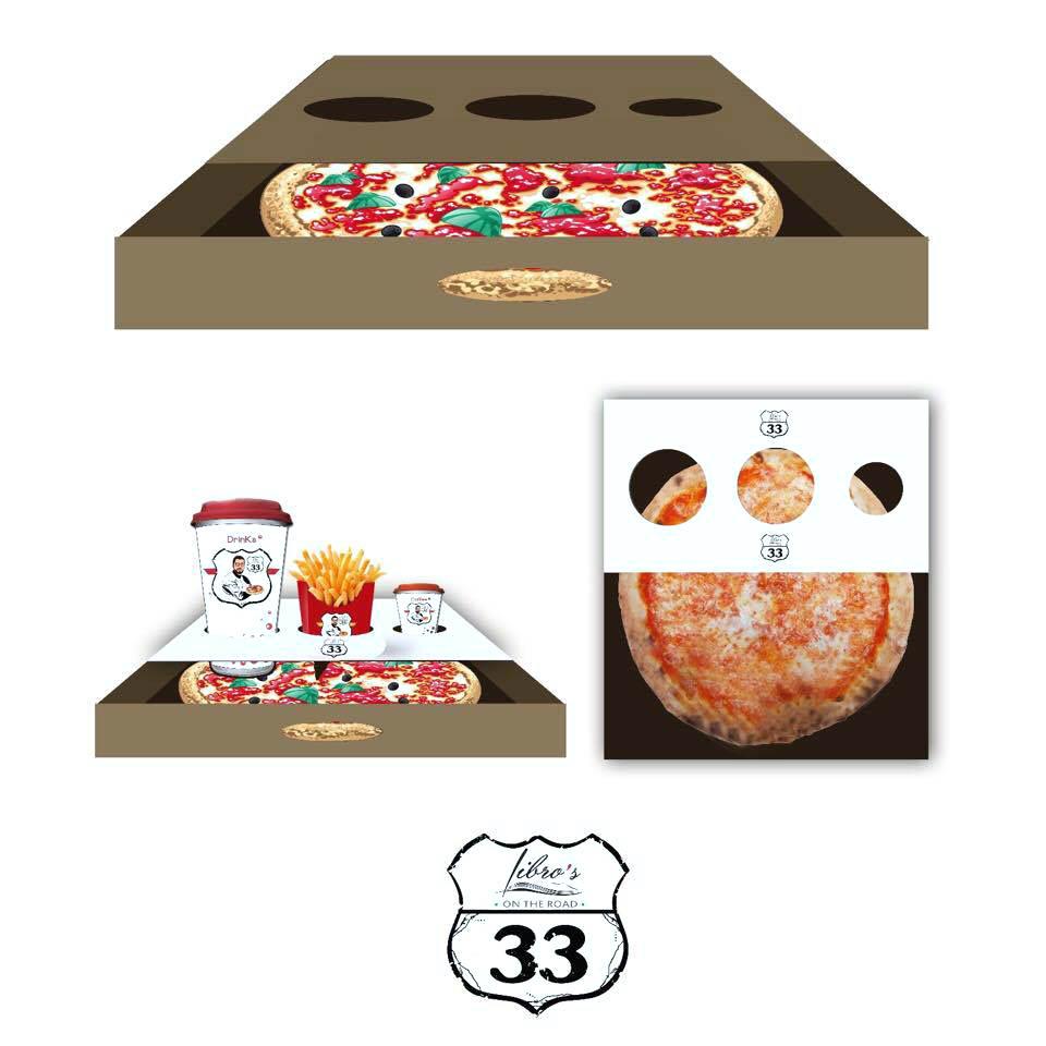 pizza napoletana express Valentino Libro