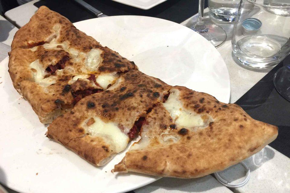pizza soffritto Enzo Coccia