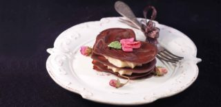 La ricetta dei cuori di cioccolato per un San Valentino indimenticabile