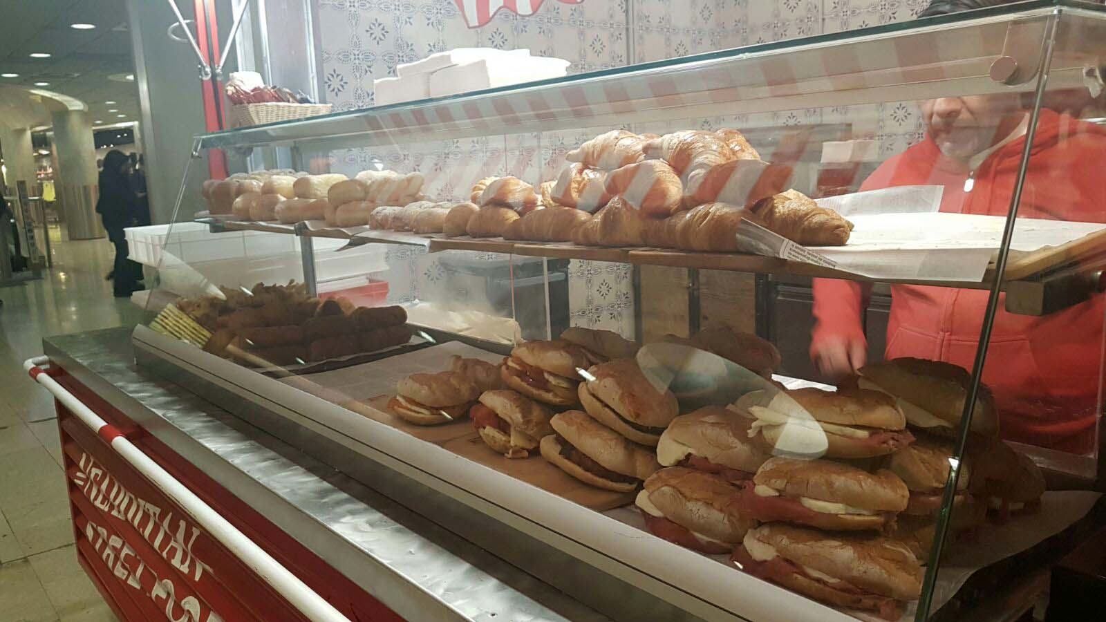 street food napoletano Puteca Rossopomodoro