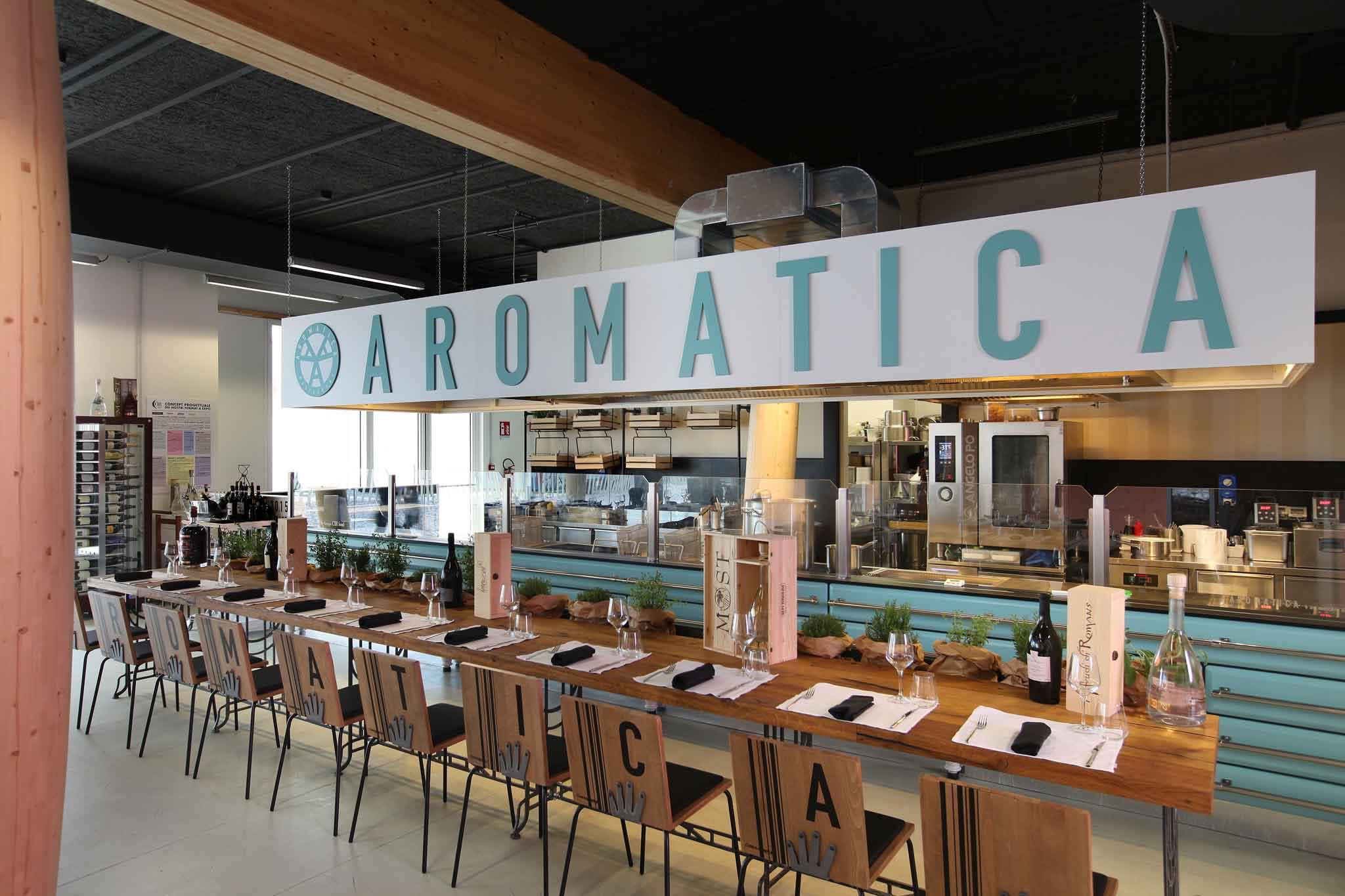 Aromatica Scalo Milano