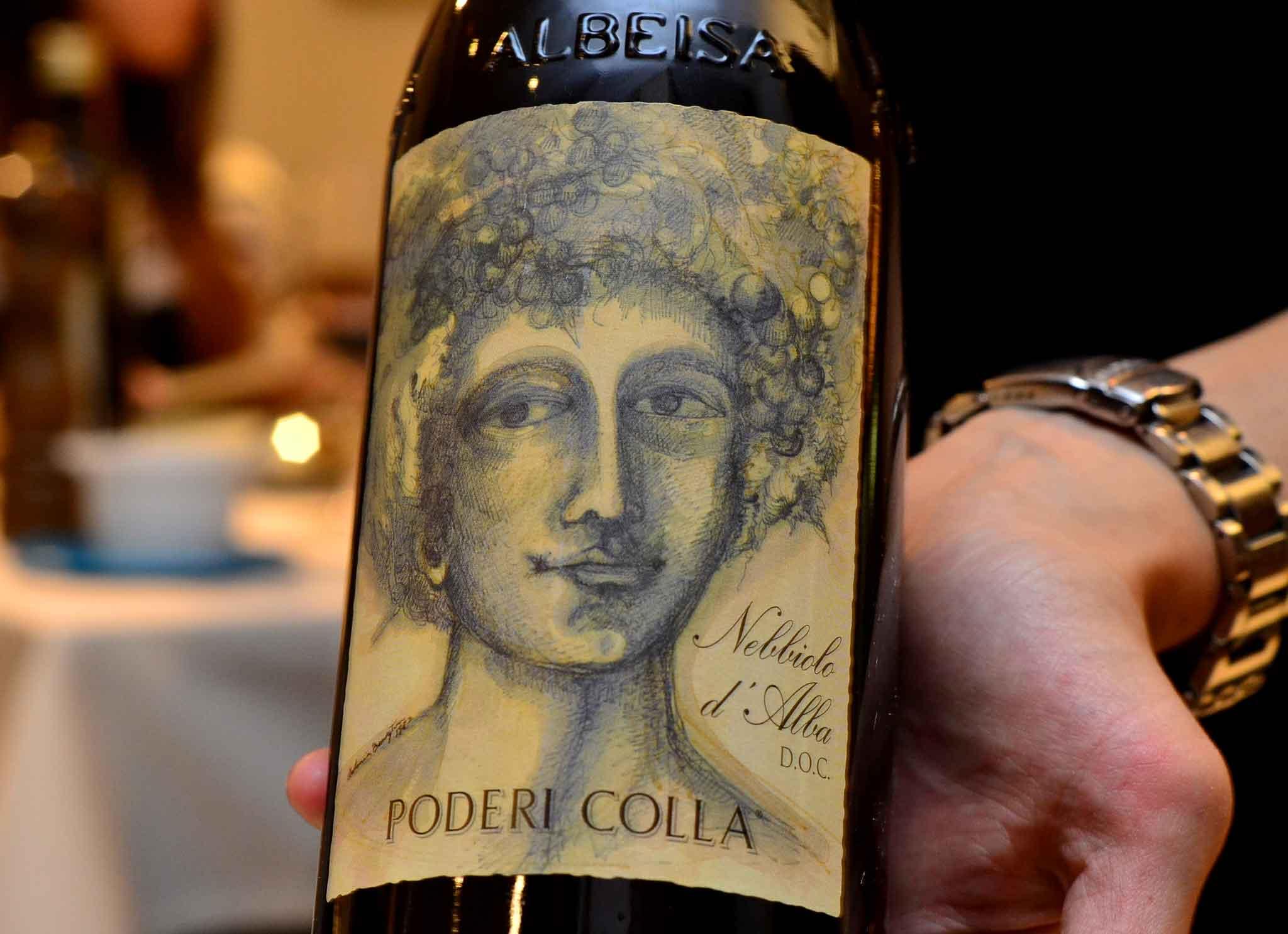 Osteria Arco Alba vino