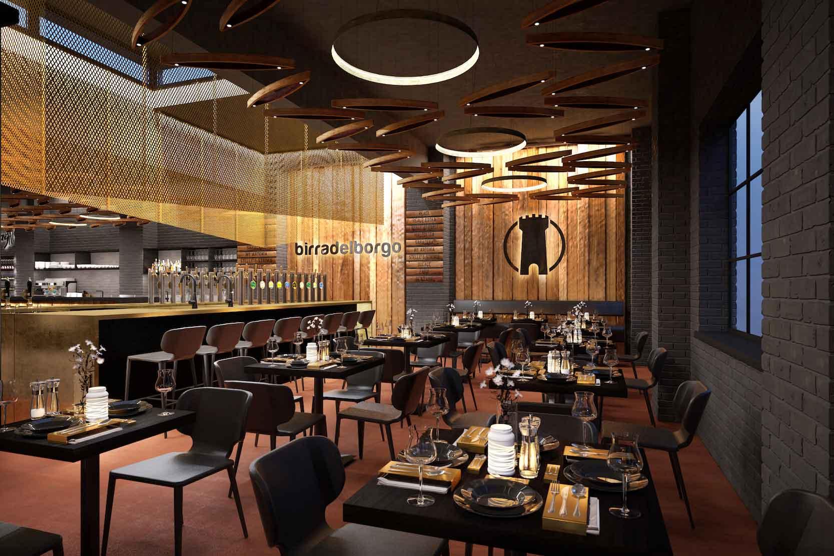 Fabbrica Restaurant Bar
