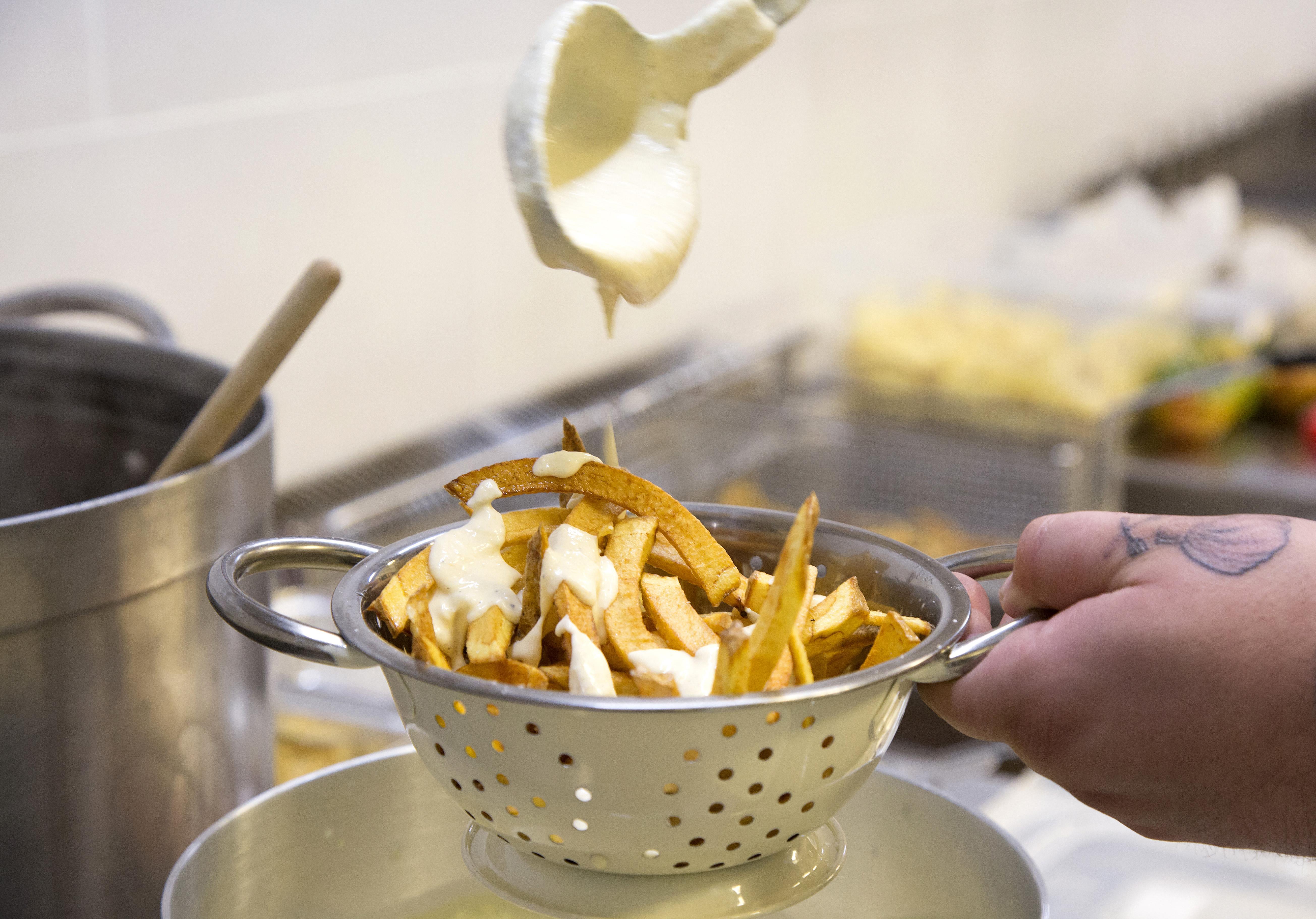 patatine fritte ciro salvo